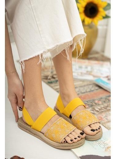 Muggo Sneakers Sarı